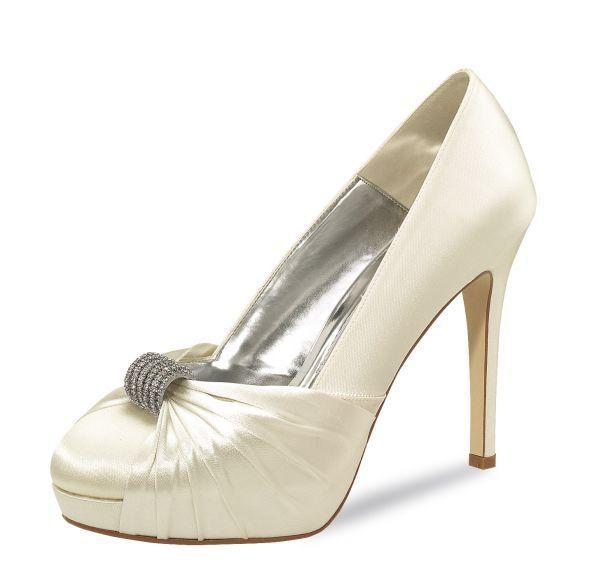 Bride Shoes - International Fashion